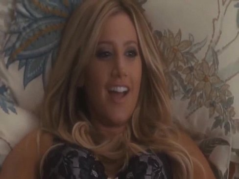 Ashley tisdale naked and blowjob