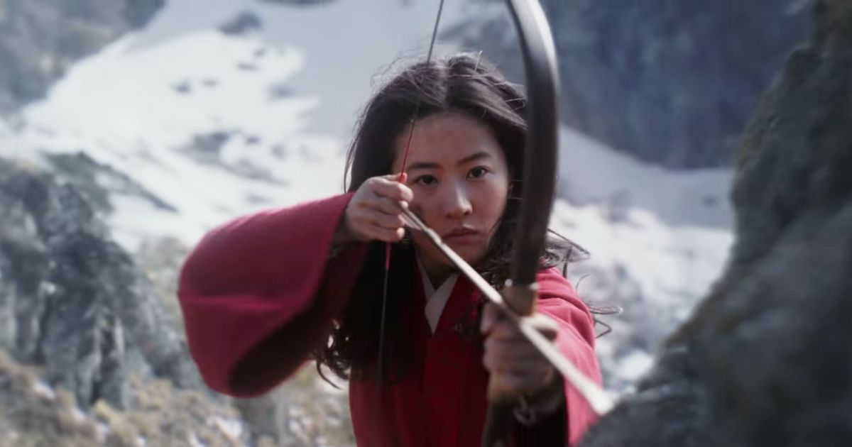 Is there music in the new mulan movie