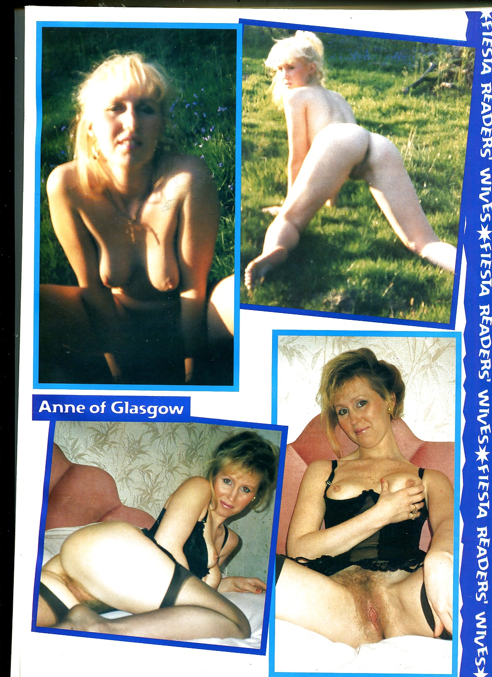 Real scottish housewife nude